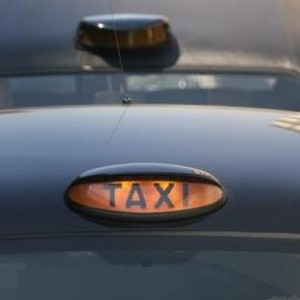 New Yorkers use credit cards to rack up debt on taxi rides.